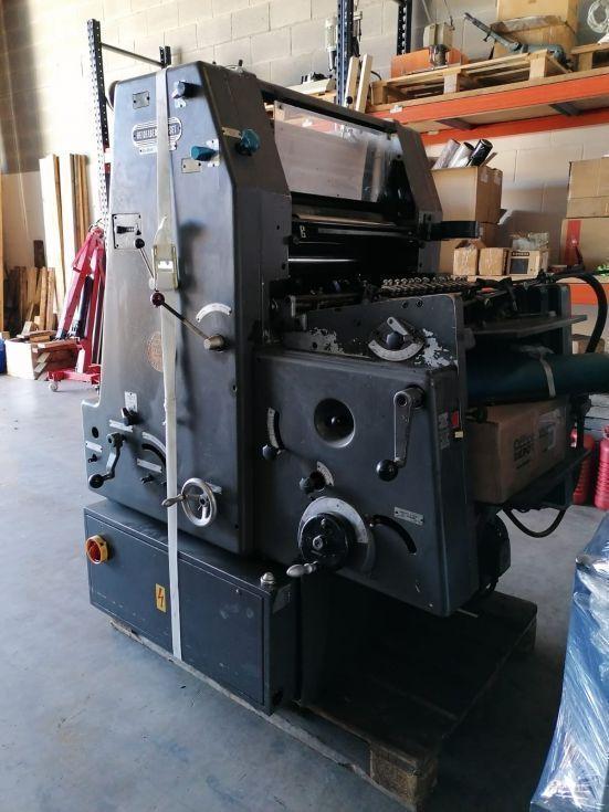 Heidelberg GTO46+