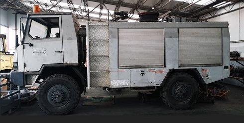 Camión de bomberos URO 14.14 - M3106LY