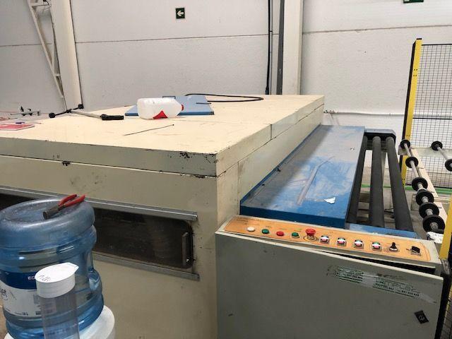 Lavadora horizontal 2500mm
