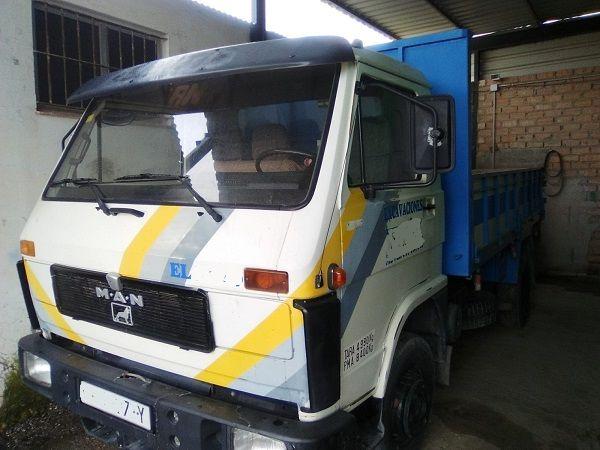 Camión basculante
