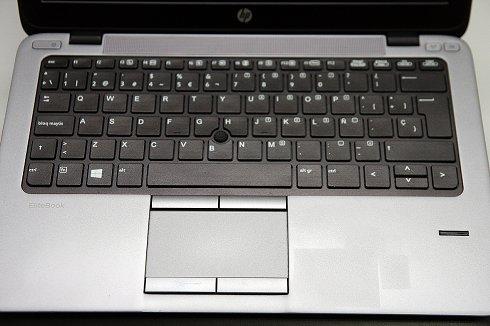 ENVÍO INCLUIDO. Portátil HP EliteBook 820 G2 con i7-5600U, 8Gb RAM y 256Gb SSD Teclado español. LOTE 2