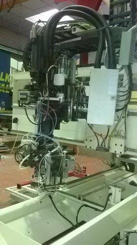 CNC para mecanizado + canteado