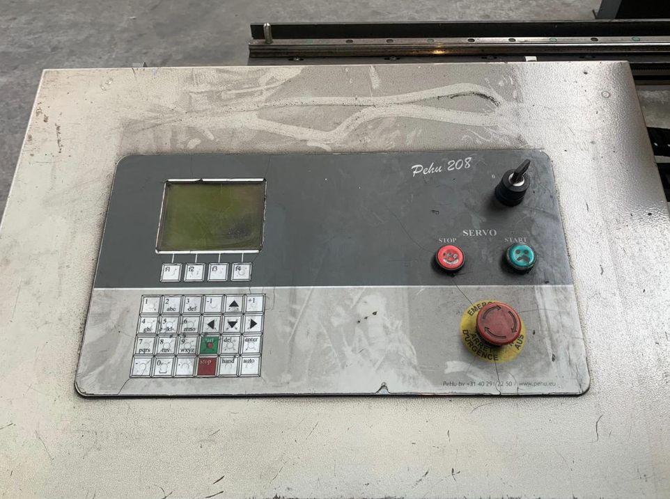 Peddinghaus PEDDIMAX 1002 with X/Y Coordinate Table 5468 = Mach4metal