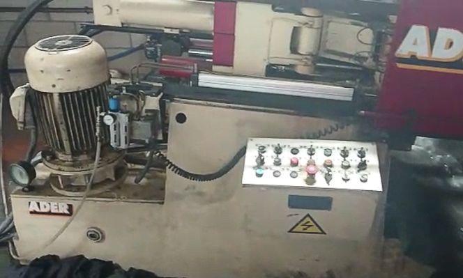 Inyectora de cámara caliente