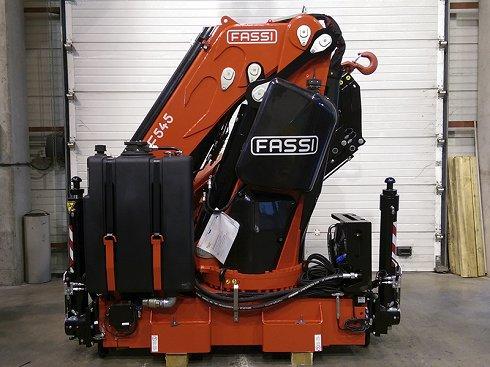 Grúa Fassi F545RA.2.26 (nueva)