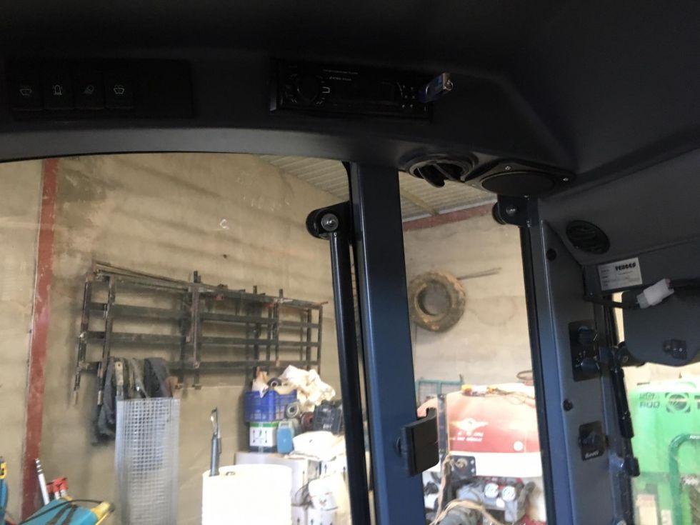 Cabina confort Kubota M5