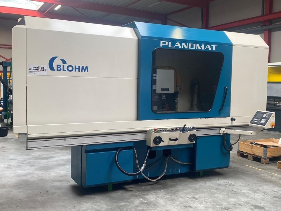 Blohm Planomat 612 1300 x 550 x 560 Easy-Touch 5480 = Mach4metal