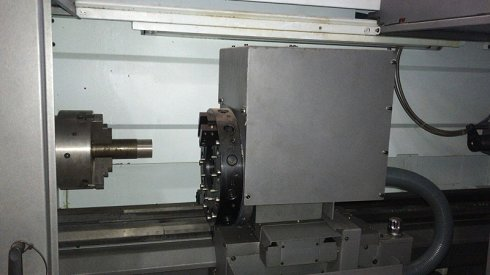 Torno Cnc Pinacho Mod:St225-65x1500