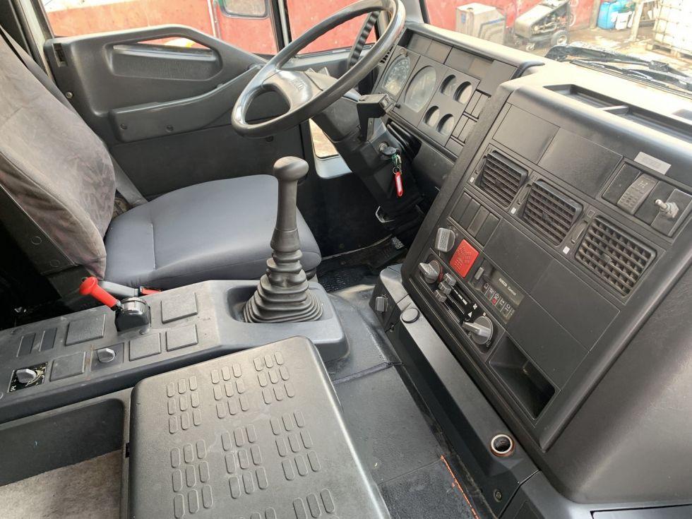 Bomba de hormigón Putzmeister 24M Iveco Eurotrakker 280