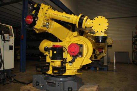 Robot industrial FANUC R2000iB/210F
