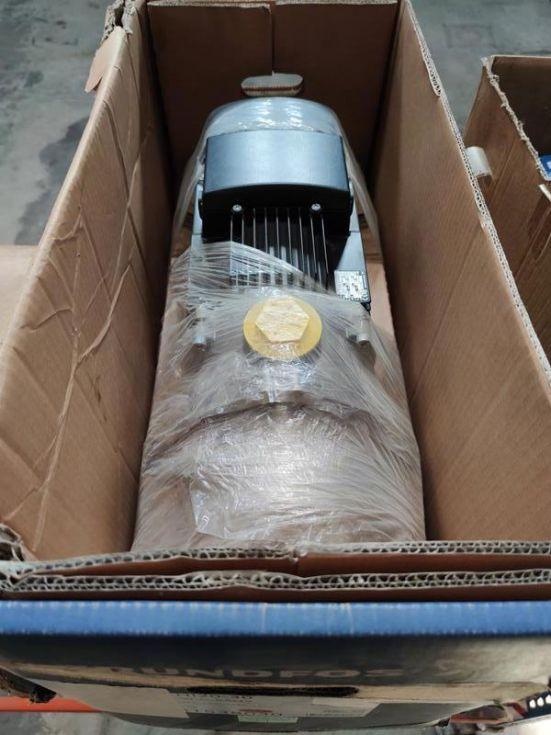 Bomba centrifuga multicelular horizonta
