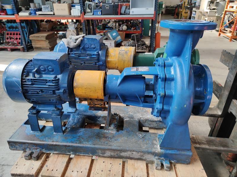 Bomba centrifuga magnetica