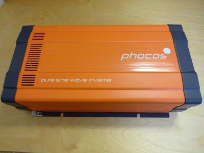 Convertidor de batería PHOCOS SI3500-248 10.500 Wp / 10,5 KW - Phocos AG - Off-Grid