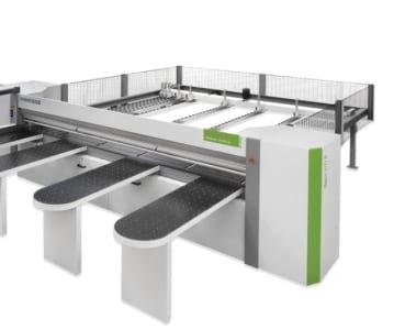 Seccionadora de paneles horizontal BIESSE Selco WN 250 / 4500 x 4500