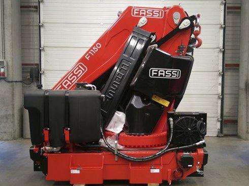 Grúa Fassi F1150RA.2.28 xhe-dynamic (nueva)