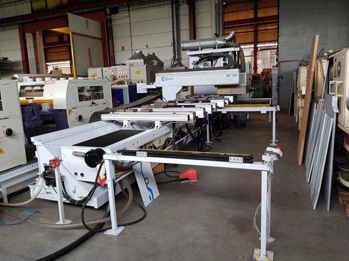 Centros de mecanizado para madera