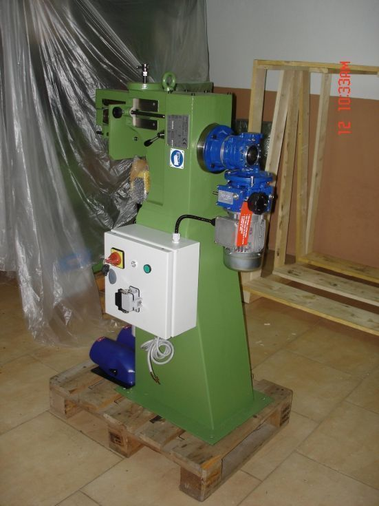 Bordonera manual & motorizada p/ calorifugado