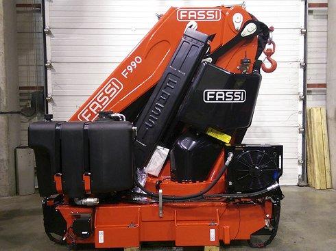 Grúa Fassi F990RA.2.28 (nueva)