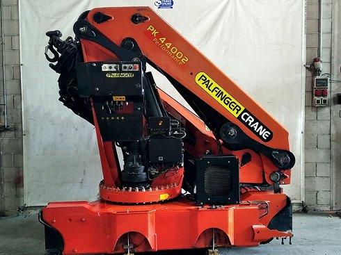 Grúa Palfinger PK 44002