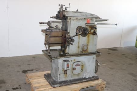 PREMA Metal Planing Machine