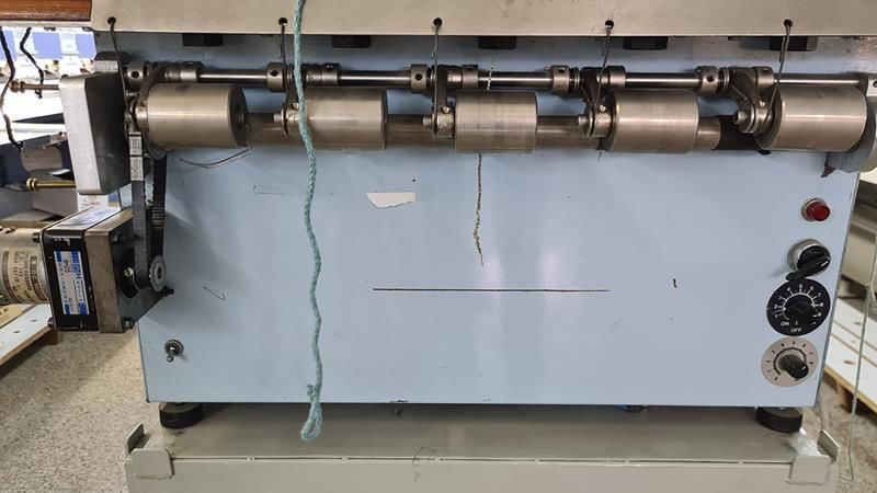 Maquina para hacer cordon