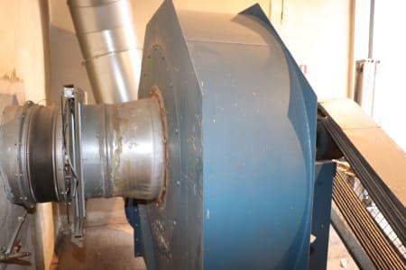 MAWENT WPT-63 LG270 Exhaust fan
