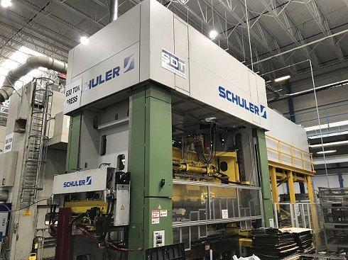 Prensa transfer - mecánica -