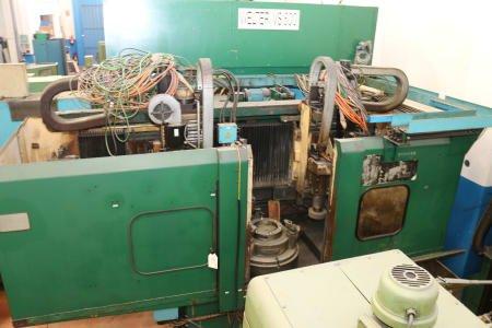 Rectificadora CNC WELTER VS 600