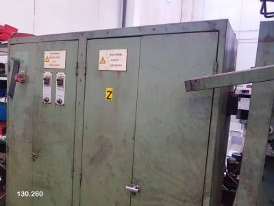 Brochadora vertical de interiores VARINELLI BV 6'3x1000x320