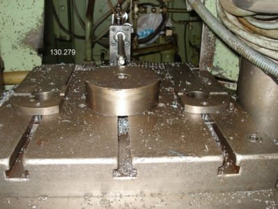 Brochadora vertical FORST RISZ 6'3X1000X320
