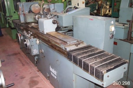 Rectificadora de exteriores DANOBAT 1200-RP