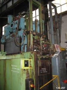 Brochadora vertical de interiores HOFFMANN RISZ 6,3x1000x320