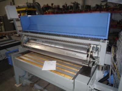 Máquina de espátula (alisadora de rodillos) HYMMEN Siegel Coater SGC-S 1400