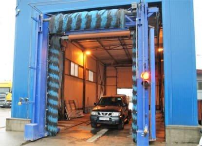 Máquina de limpieza estacionarias CECCATO BALTIC HP 420