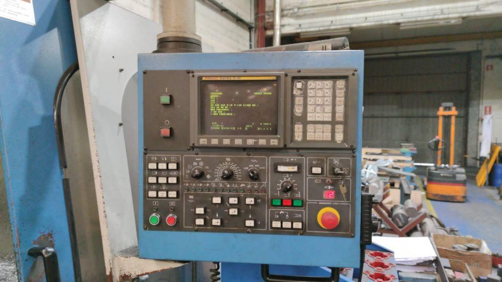 Centro de mecanizado vertical Johnford VMC-1100H