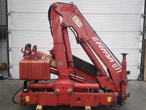 Grúa Ferrari 077