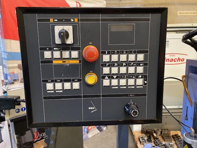 Tronzadora de disco semi automática