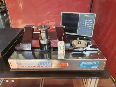 Comprobador de engranajes DIGIT DELPHI-PD CON