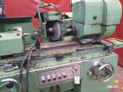Rectificadora de exteriores DANOBAT RP-450
