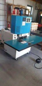 SHENG FON PLASTIC MACHINE SFM-407 S Machine for flexo bags - semi automatic