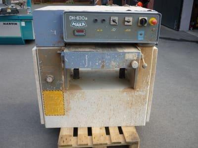 Regruesadora MAKA DH 630