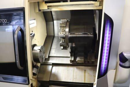 Centro de torneado y fresado CNC DMG MORI NLX 2500/700