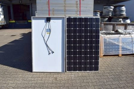 SUNIVA INC ART-240-60-2 mono / SGI-12K Monocrystalline solar modules and inverter