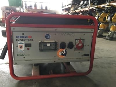 ENDRESS ESE 606 Electricity Generator - defect