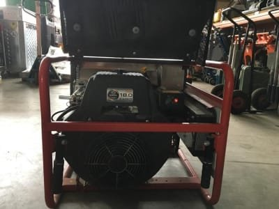 ENDRESS ESE 1006 Electricity Generator - defect