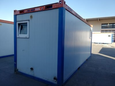 Sanitary Container 20'