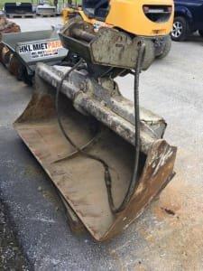 WINKELBAUER HD-GRL 1700mm KL2 Trench Excavation Bucket - defect