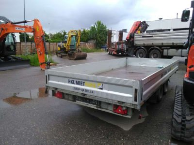 HUMER H02APHLC4220-30-10 Biaxial Trailer - defect