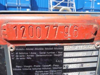 MERLO A 2765 Hoist