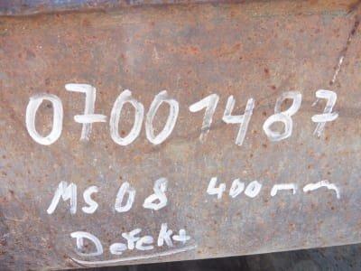 LEHNHOFF TL MS 08 Backhoe - defect